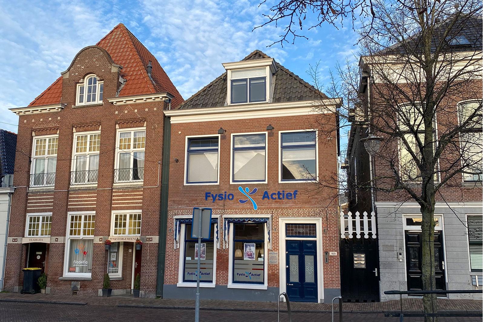 Podotherapie Friesland locatie Sneek